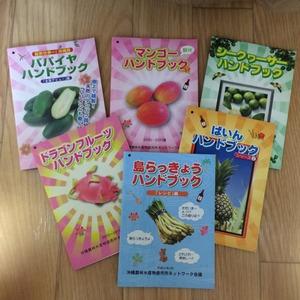 沖縄の農産物ハンドブックを君は知っているか