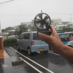 台風19号の15分でどれだけ発電できるのか