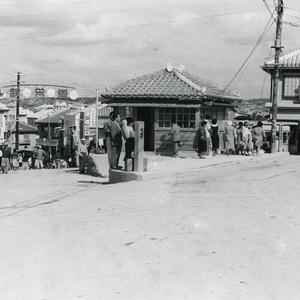 沖縄風景今昔 vol.13 開南バス停