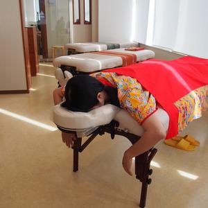 石垣空港で琉球マッサージの謎に迫る