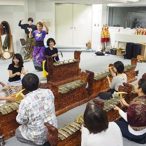 沖縄民謡をガムランで演奏できるか?