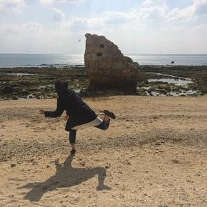 瀬長島の子宝岩がもはやストラックアウト