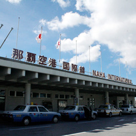 那覇国際線ターミナルがアツい