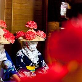 石垣島でアンガマ巡り