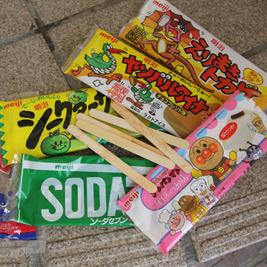 沖縄のアイスキャンディー食べ比べ