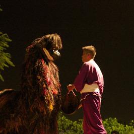 汀良町十五夜獅子舞