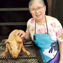 あの豚の丸焼を注文してみた