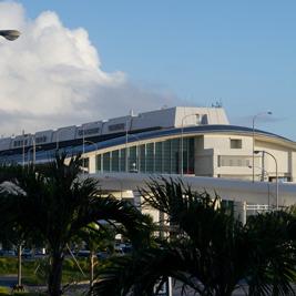もう一度よく那覇空港国内線ターミナルを見てみよう