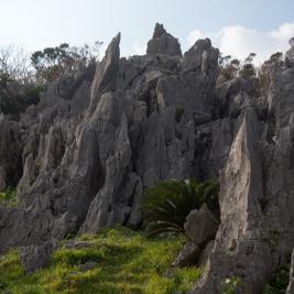 大石林山でパワースポットと奇岩めぐり