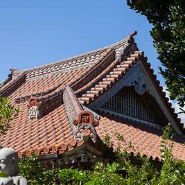 沖縄で最古の木造建造物