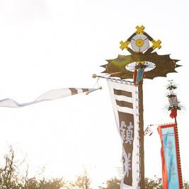全島旗頭フェスティバル2012