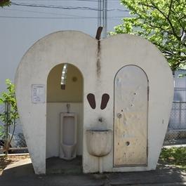 沖縄の公衆トイレコレクション
