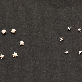 星砂が多いのはどっちだ