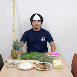 沖縄のお盆をシミュレートしてみた