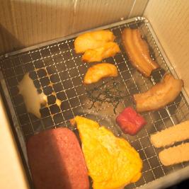 沖縄のいろんなものを燻製にしてみる