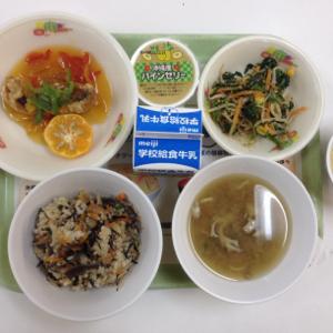 沖縄の学校給食はどんなメニューなのか