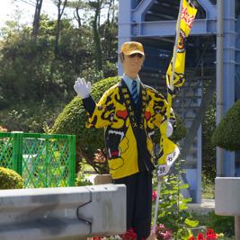 宜野座の阪神タイガース熱がすごい