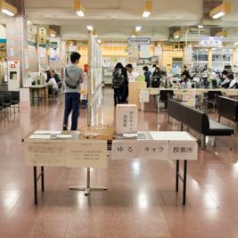 名護市ゆるキャラ市民投票から見る名護市のイメージとは