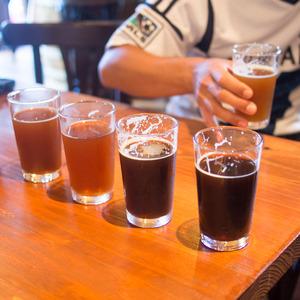ルートビアの「ビア」をビールにしてみたい