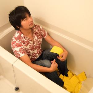 ウチカビで金風呂を再現したい