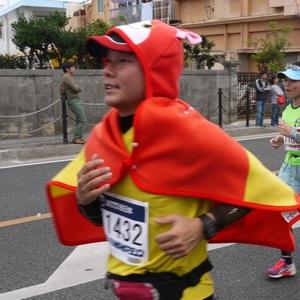 NAHAマラソンコスプレコレクション2014