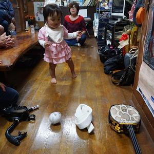 沖縄の伝統行事「タンカーユーエー」をやってみた