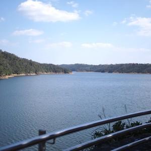 【ダム探訪】東村の福地ダムのパネルゲームがアツい