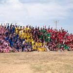 奥武島で4年に1度開催される親族対抗オリンピック
