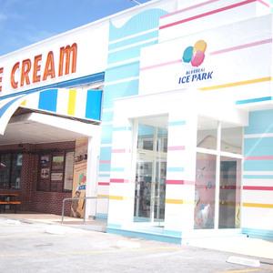 ブルーシールのアイスパークでイリオモテヤマネコ型アイスを作った話
