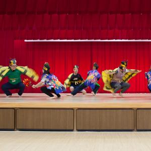 【南城市発】胡蝶の舞でエクササイズをするをする試み