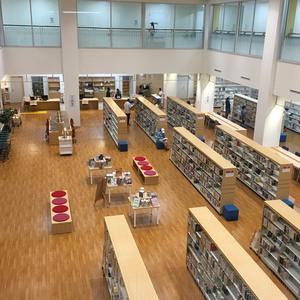 図書館ができたコリンザはどうなったのか